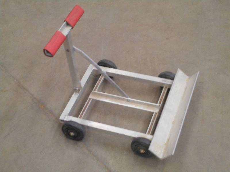 250# Aluminum Cabinet Dolly .u0027