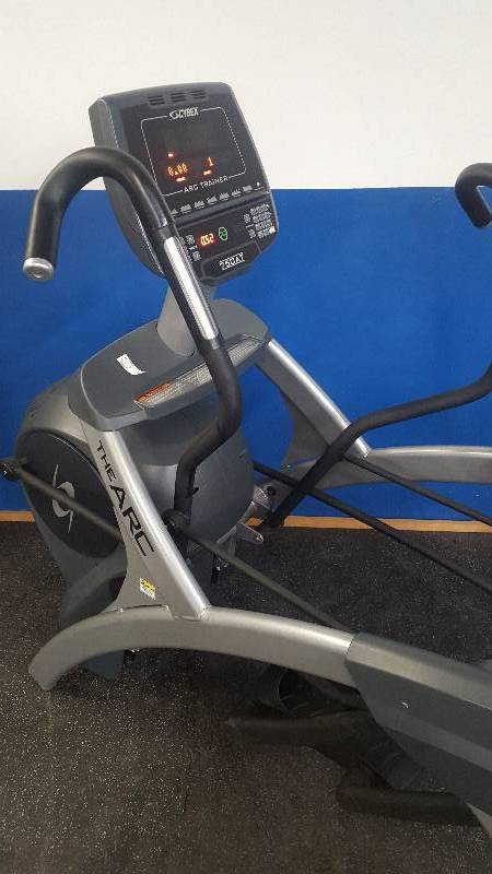 cybex arc trainer 750at manual