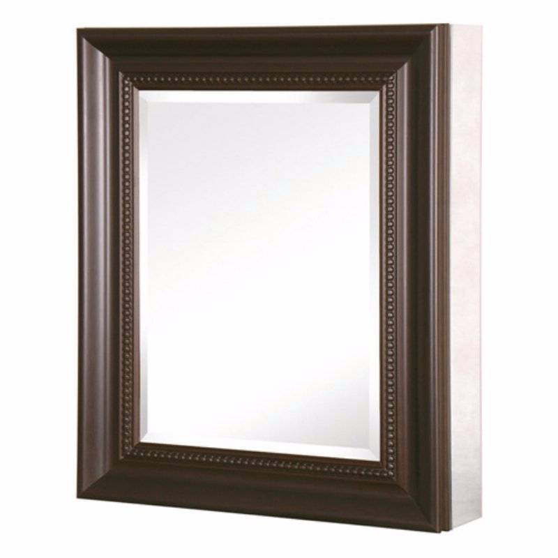 mirror for bathrooms pegasus sp4600 24 in x 30 in recessed or surface mount 13665