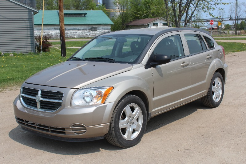 2009 dodge caliber sxt 165 k bid. Black Bedroom Furniture Sets. Home Design Ideas