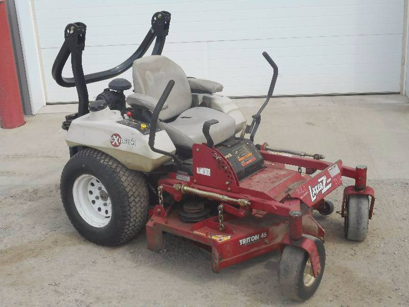 Exmark Lazer-Z HP Commercial Zero-Turn Mower | LE May Consignments