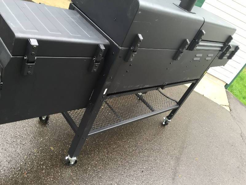 Smoke Hollow Combo Grill Encore Inventory Reduction