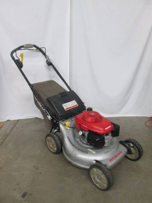 Honda Self Propelled Lawn Mower | May Store Returns And Consignments #6 |  K BID