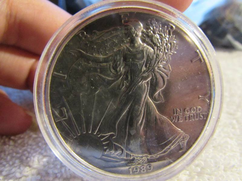 May Coin Auction 2 In East Grand Forks Minnesota By Curt