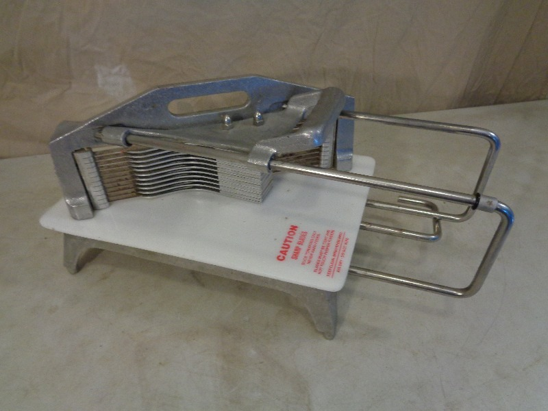 Lincoln Redco Tomato Slicer Tools Contractor Hardware