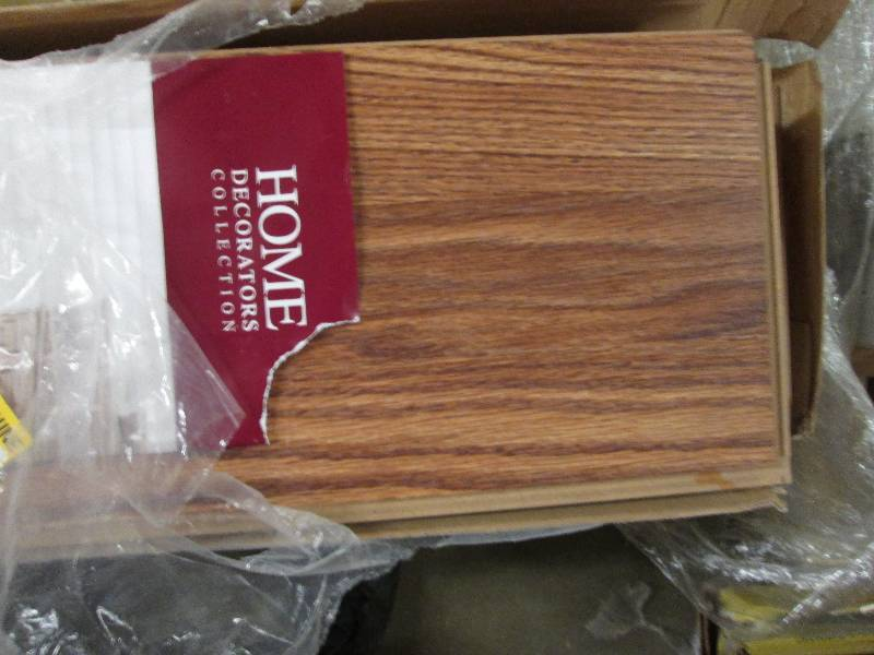 Home Decorators Collection Natural Flooring Auction