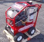 NEW 2016 EASY KLEEN 4000 GOLD HOT PRESSURE WASHER