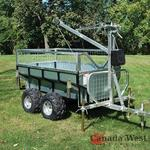 NEW HEAVY DUTY 1 TON OFF ROAD TRAILER PRO PACKAGE