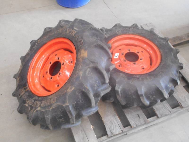 Kubota Tractor Tires And Wheels : Le june consignments in loretto minnesota by