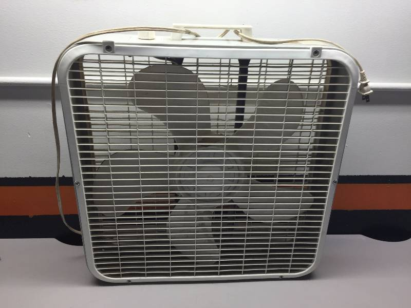 Lakewood Box Fan : Lakewood box fan june tools fishing and household