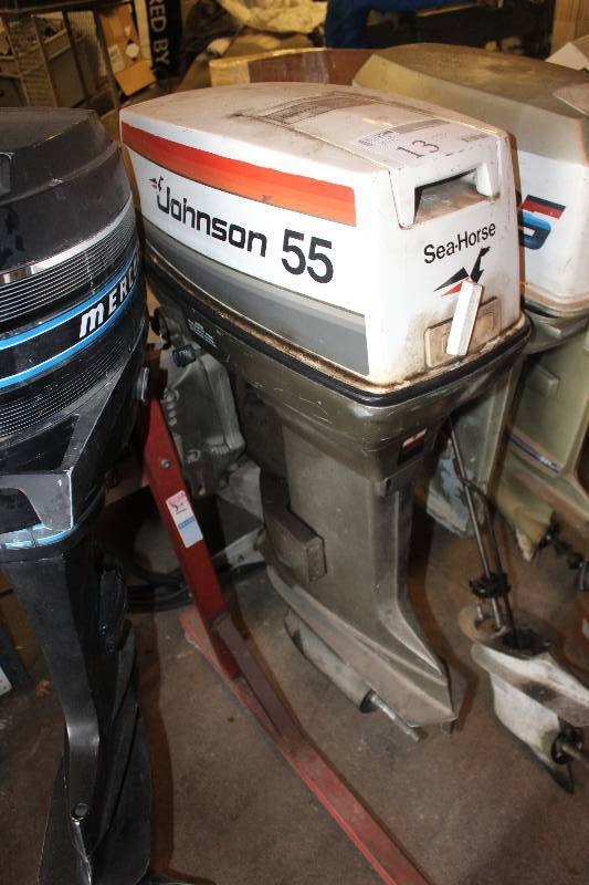 Johnson 55 outboard boat motor lesueur boat motor and for 55 johnson outboard motor