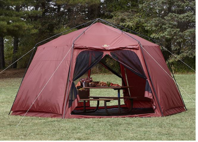 Outdoor Spirit 17 X 15 Screen House Tent Sota Surplus