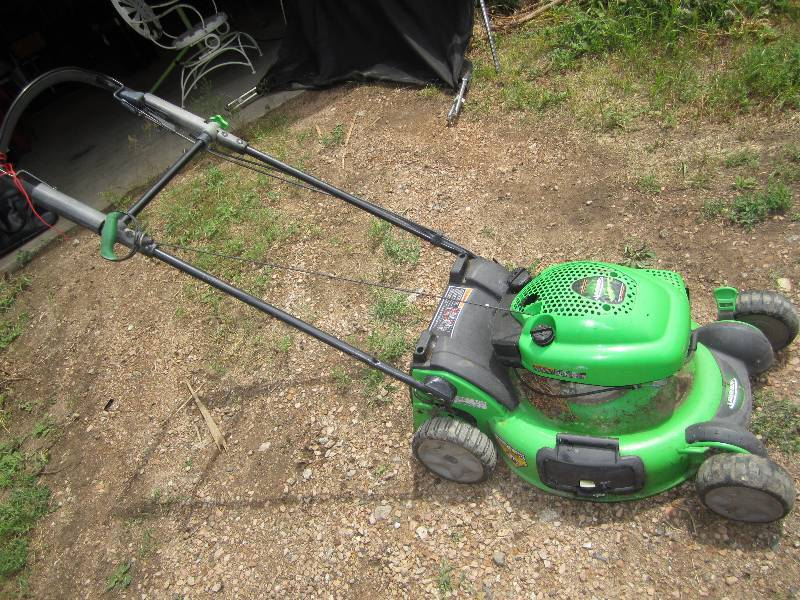how to fix pull start on lawn mower