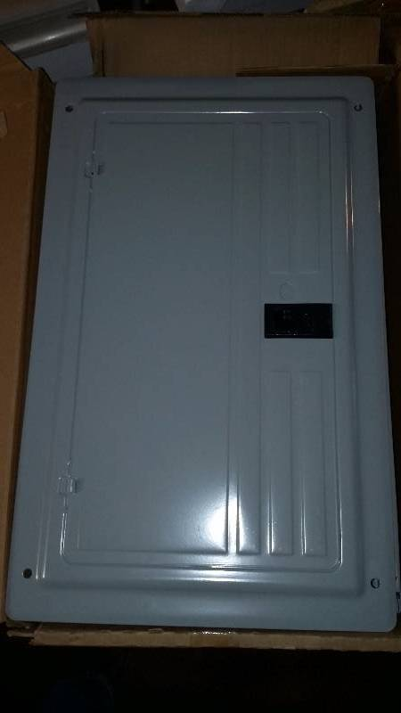 Murray 100 amp main breaker panel 1 phase 3 wire 120 / 240
