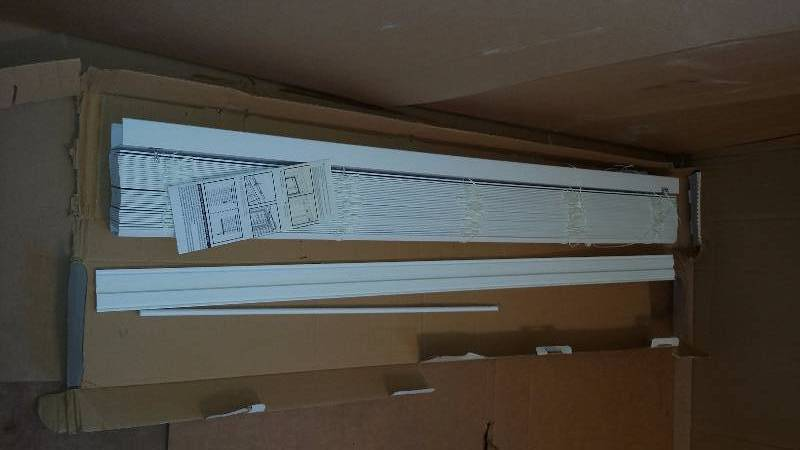 Home Decorators Collection 2 Faux Wood Blinds Home Furnishings K Bid