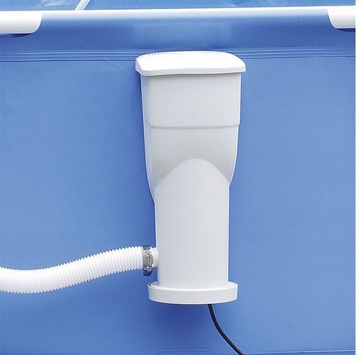 Summer Escapes 1500 Gph Pool Filter Pump System Half A Home 126 Something For Everyone K Bid