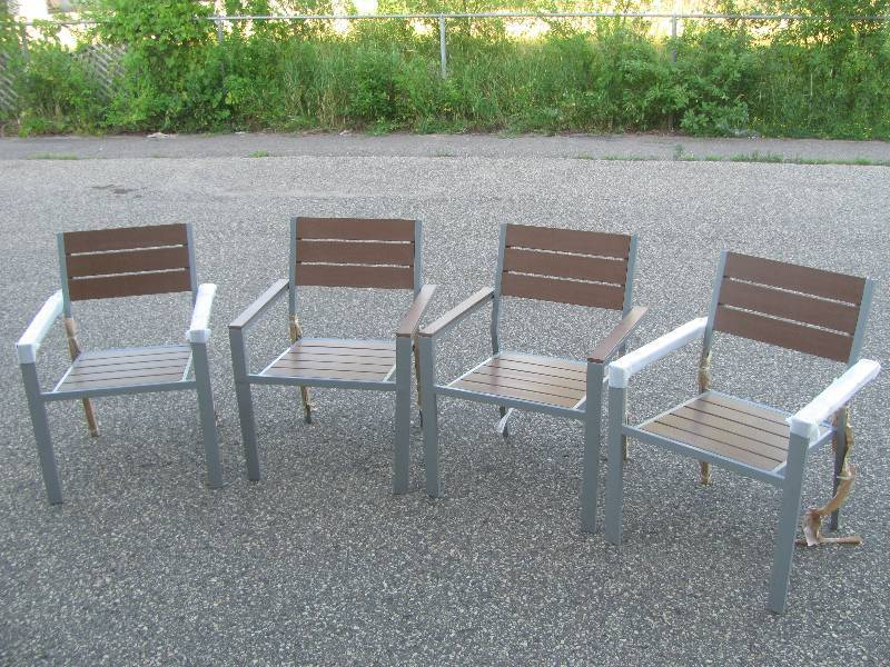 High end patio furniture and general consignment auction High end lawn furniture