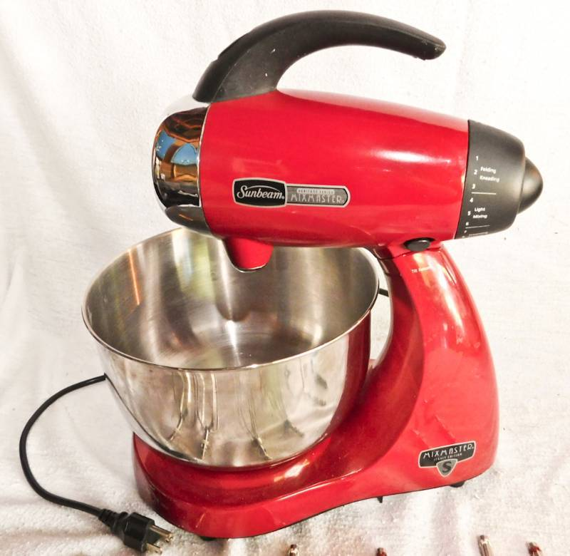 dating sunbeam mixmaster