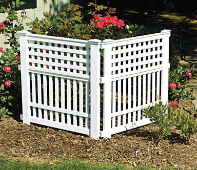 Resin Garden Fence Kx Real Deals Tools St Paul Auction K Bid