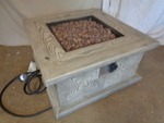 New Propane Fueled Firepit