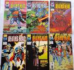 Lot of 12 Marvel Comics - 11 of The Incomplete Deaths Head. 1 of The Deaths Head 2.