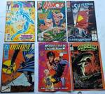 Lot of 6. 2 - Marvel, 2 - DC, Image, Dark Horse Special