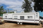 2003 Salem by Forest River 38RLDS 38' Travel Trailer
