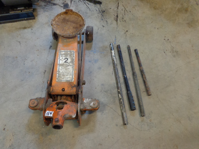 Floor Jack Repair Shop Liquidation K Bid