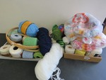 Large Yarn Lot
