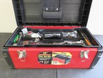 Stack-On Tool Box with Tools