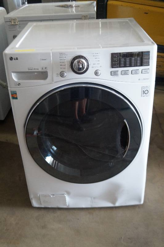 scratch and dent washing machine