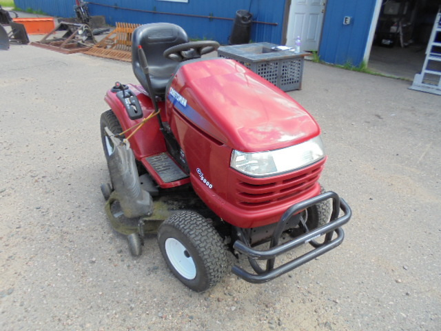 98 Craftsman Gt 5000 Riding Tractor 76 Glastron Boat 93