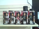 5-MN Wild Collectible Bobble Heads