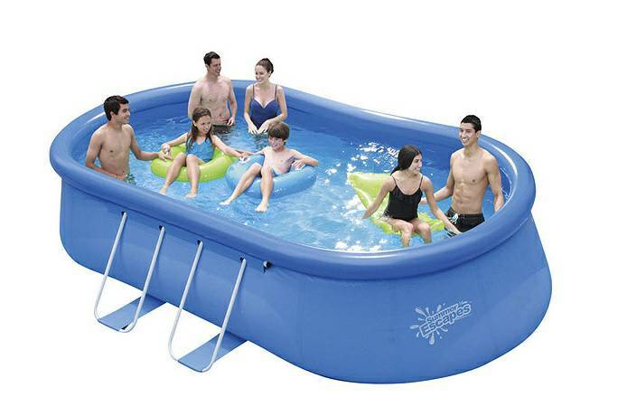 New above ground pool 13 39 x 10 39 x 39 frame pool - Commercial above ground swimming pools ...