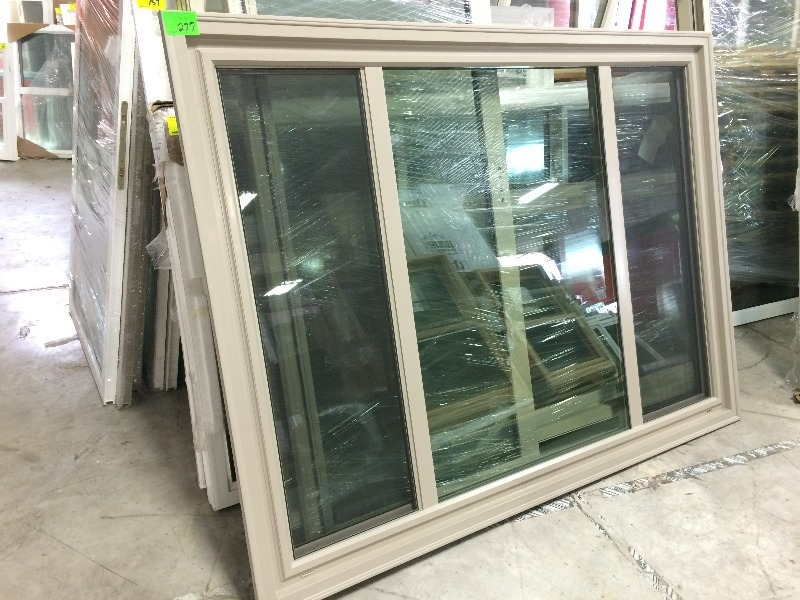 3 Lite Single Slider Windows 74 X 54 New View All Pictures For More