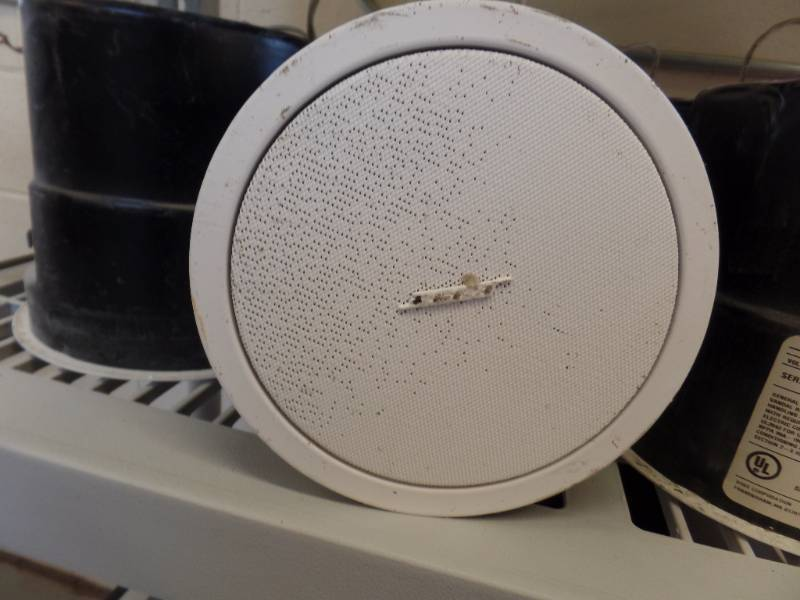 bose speakers abi 326 commercial janitorial restaurant