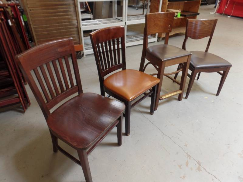 Variety Of Chairs And Stools Abi 327 Commercial Kitchen