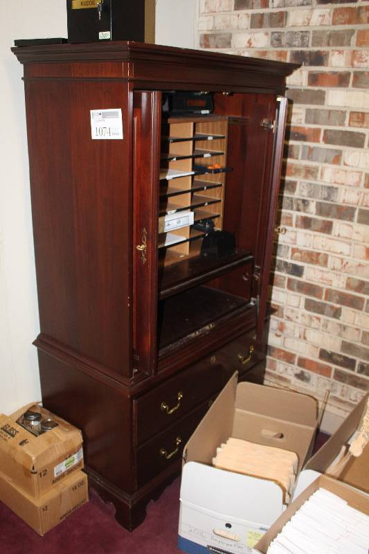 dresser and armoire combination final liquidation of a
