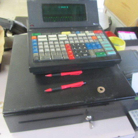 Cash Registers Pos System Gas Station Convenience