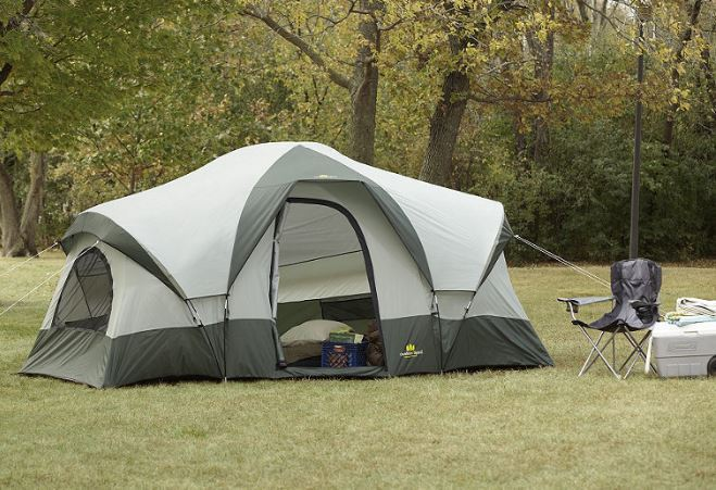Outdoor Spirit 16 X 9 6 Person Family Dome Tent Sota