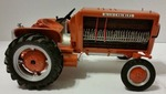 2004 Orange Spectacular 1:16th Scale Allis Chalmers Fuel Cell Tractor - Unique and Rare!!!