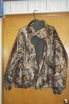 3XL Insulated Camo Jacket