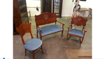 Beautiful Antique Victorian Parlor Set