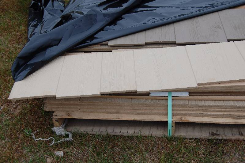 Particle board siding probuild liquidation sale k bid