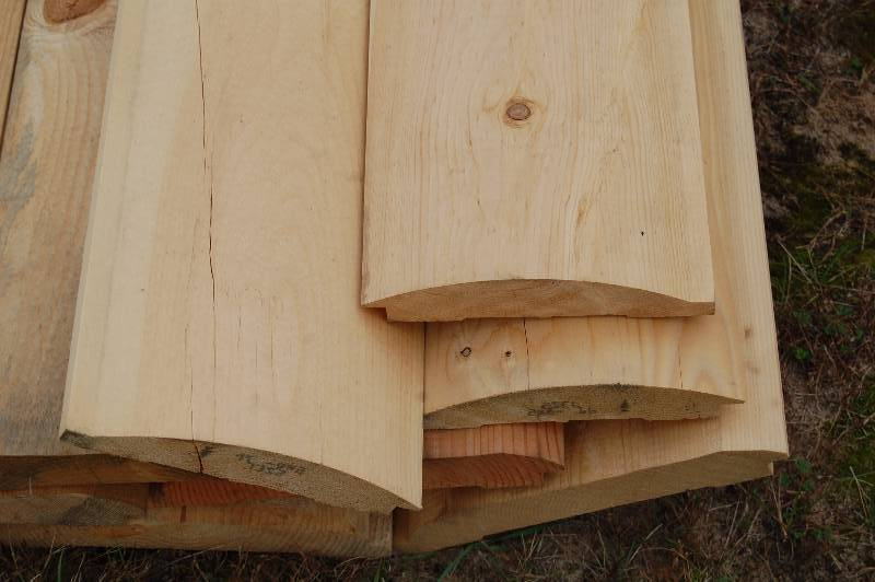 Log face siding probuild liquidation sale k bid E log siding