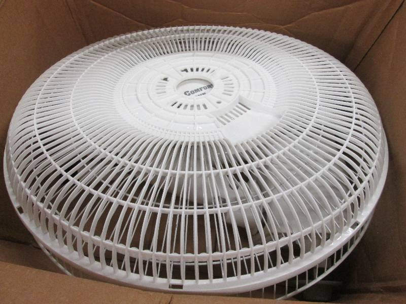 Catalog returns small appliances furniture household for 16 inch window box fan