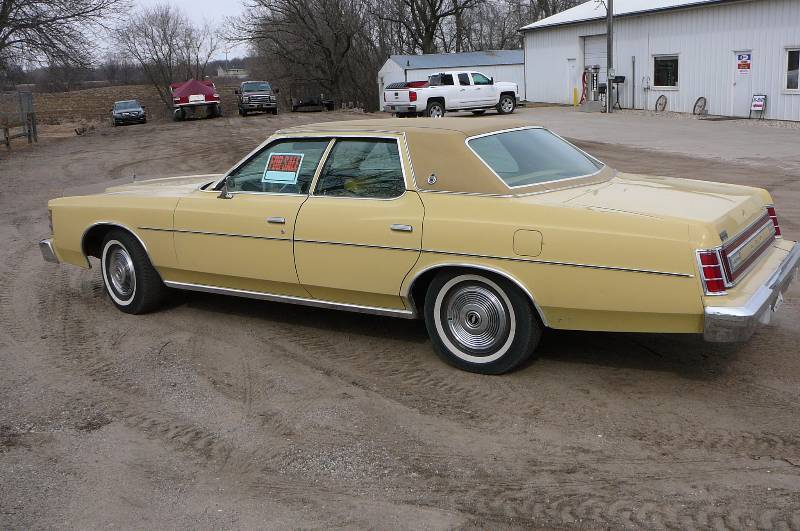 1976 Ford Ltd 4 Door | Mercury,Ford,Chev #421 | K-BID