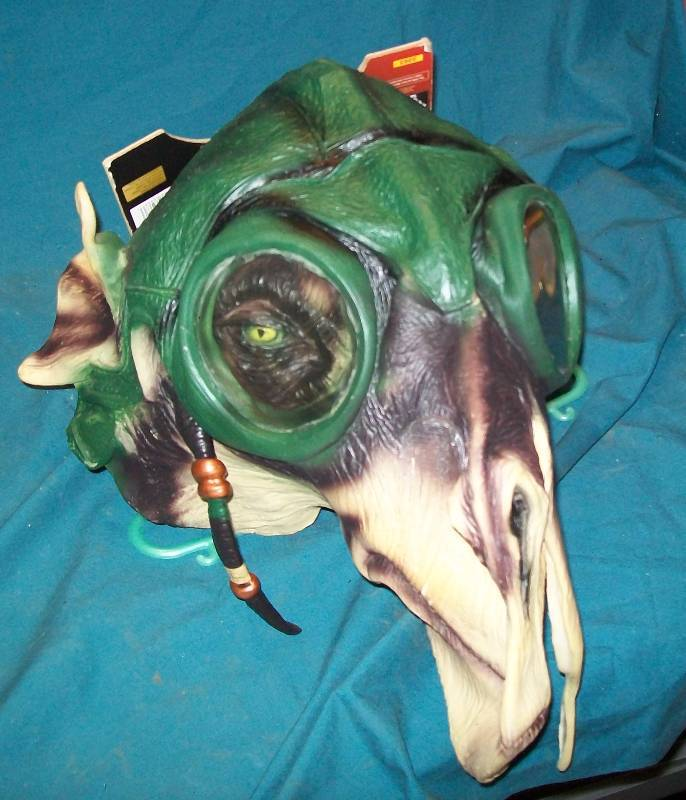 Adult Costume Mask Star Wars Episode I Sebulba Rubies