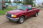 1993 Ford Ranger XLT 5 Speed Reg Cab Long Box - 2 Owner!