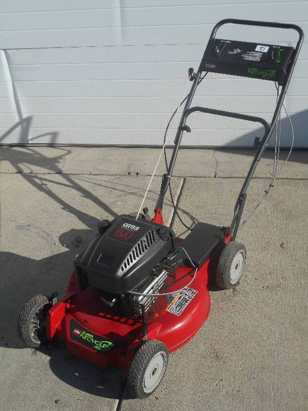 Toro Super Recycler Gts5 21 Quot Mower Le Fall Lawn